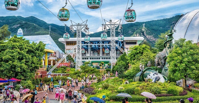 Most thrilling muslim friendly attractions in hong kong halalgo ocean park hong kong gumiabroncs Image collections